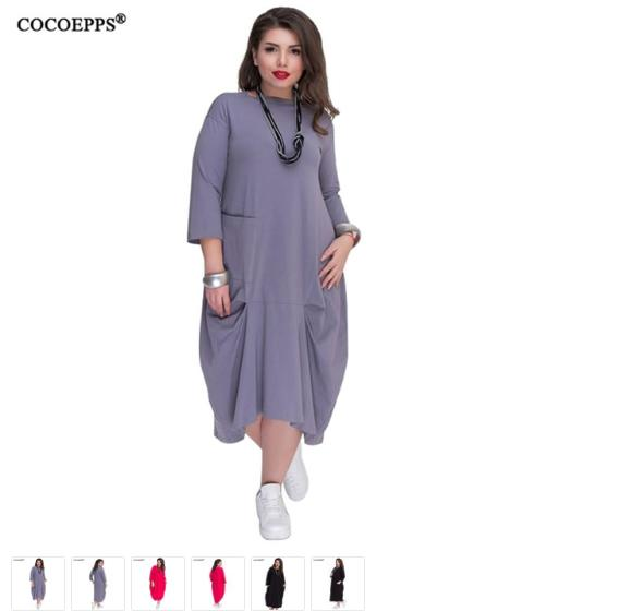 Winter Wear Clearance Sale - Chiffon Dress - Womens Online Shopping Sale
