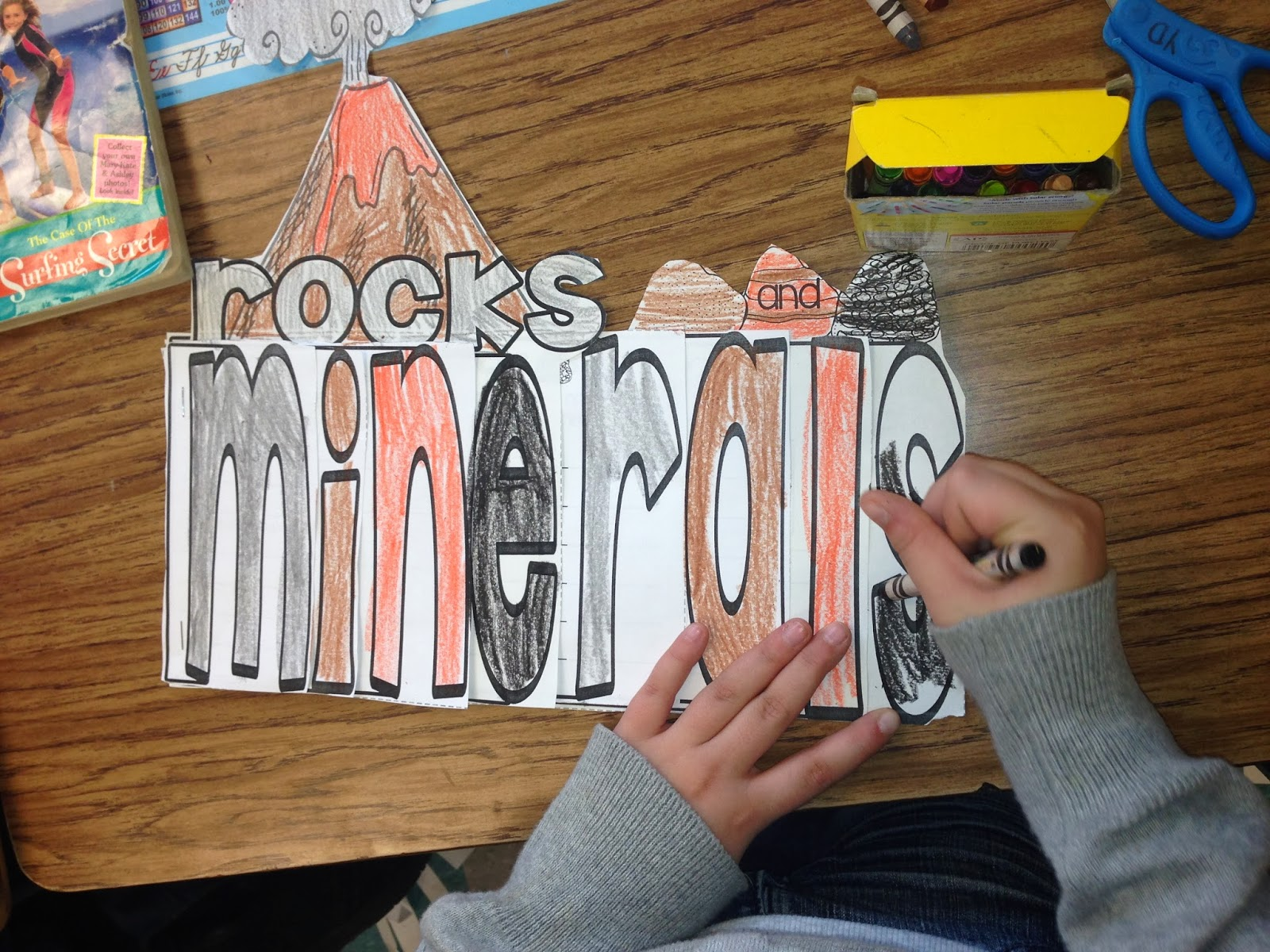 Engaging Rocks And Minerals Activities