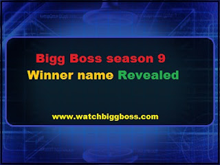 Bigg Boss 9 Grand Finale Episode | Bigg Boss season 9 Winner name Revealed