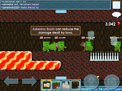 Growtopia 2.43 Desember APK Full Unlimited Gratis for Android