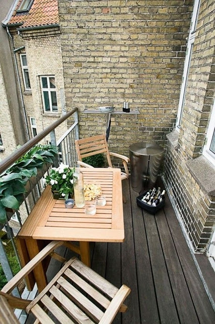 Ideas For Decorating Small Balconies 5