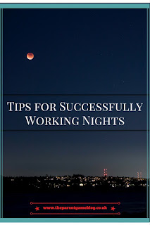 If you're considering a night job, or are struggling with the one you have, these tips from a long term night worker should make things easier.