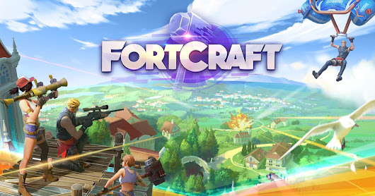 FortCraft v0.10.104 - APK - OBB - Download