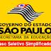 Governo de SP abre Inscrições para contratação temporária em 2019