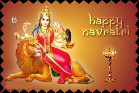 Happy Navratri 2016 images, wishes, sms quotes with commen