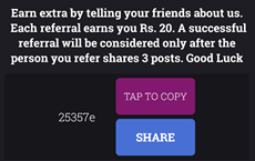 somo app referral code