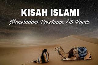 Kisah Islami, Inilah Wanita Sejati Yang Taat Kepada Suami Dan Taat Perintah Allah SWT