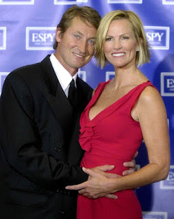 Wayne Gretzky and wife Janet Jones caught up in gambling scandal