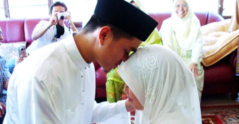 Menikah Adalah Bukti Cinta yang Sesungguhnya, Sekaligus Melaksanakan Anjuran Rasulullah