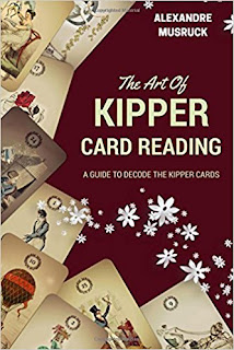 kipper, kipper cards, kipper book, kipper card meaning, kipper card learning, oracle cards, divinaiton, predictions
