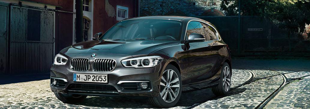 BMW Serie 1 (3 porte) Dimensioni - Bagagliaio - Peso | Misure serbatoio, capacità baule, altezza