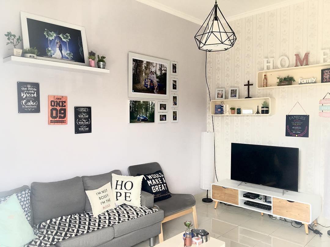 Tips Memilih Hiasan Dinding Rumah untuk Ruang Tamu Lebih Menawan