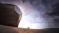 MAD ARCHITECTS - ORDOS MUSEUM