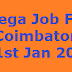 Mega Job Fair Recruitment 2018 BE BTECH Graduate Coimbatore