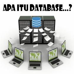 Pengertian Database dan Fungsinya