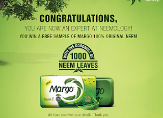 Neemology - Get Free Sample of Margo Original Neem Soap