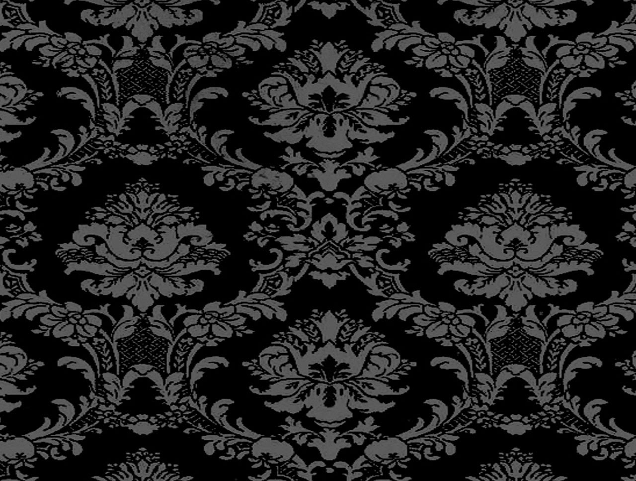 Black Damask Wallpaper ~ WallpaperYork | Brows your wallpaper here | Best quality wallpapers