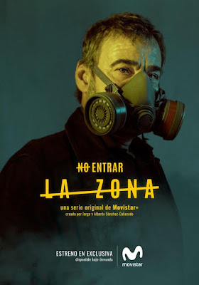 La Zona (TV Series) S01 DVD R2 PAL Spanish