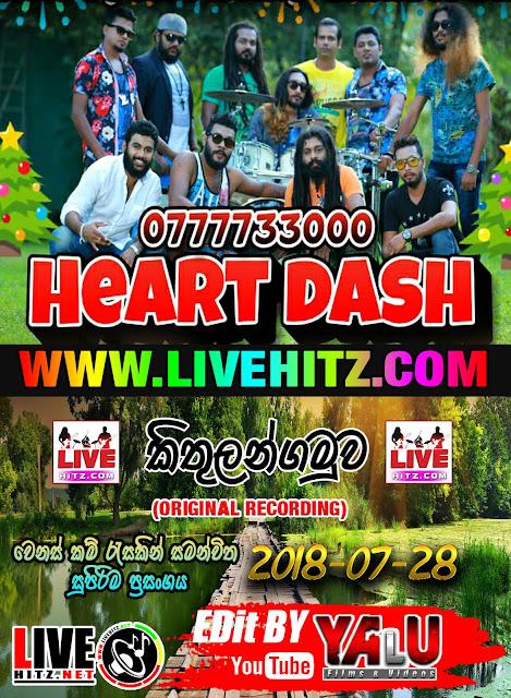 HEART DASH LIVE IN KITHALANGAMUWA 2018-07-28