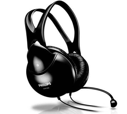 Fone de ouvido SHM1900 conta com microfone