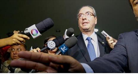 STF abre processo e Cunha vira 1º parlamentar réu na Lava Jato