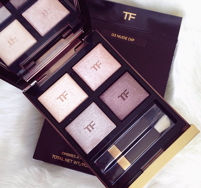 Tom Ford Nude Dip Eyeshadow Quad Palette