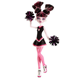 MH Go Monster High Team!!! Draculaura Doll