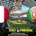 Agen Bola Terpercaya - Prediksi Italy Vs Portugal 18 November 2018