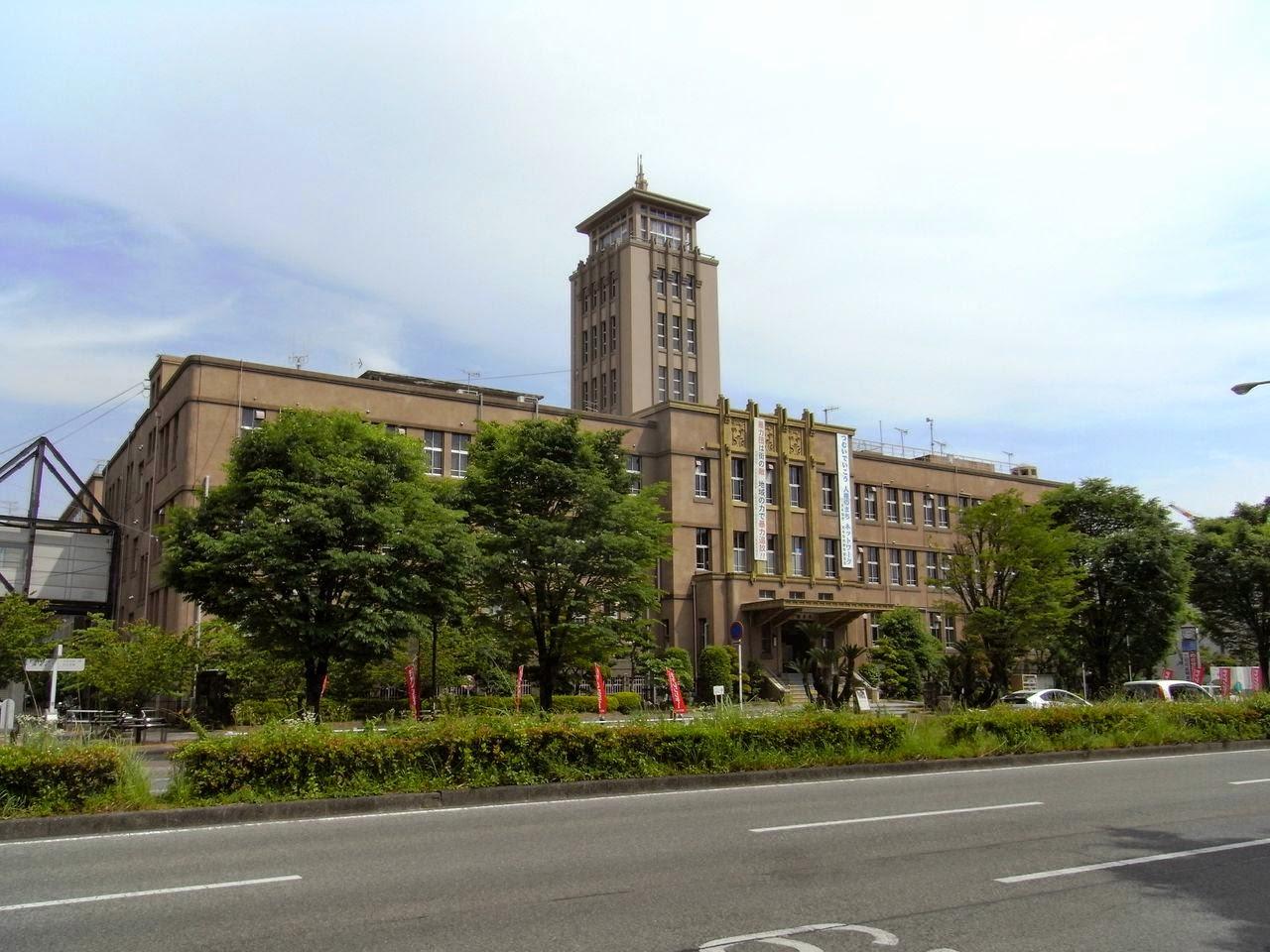 笹林公園(福岡県大牟田市)