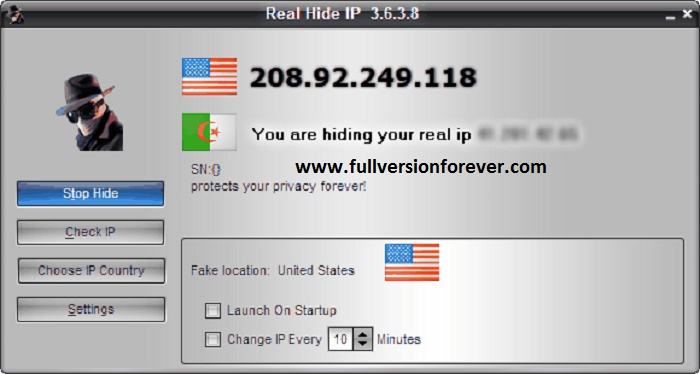 free mobile ip hider crack