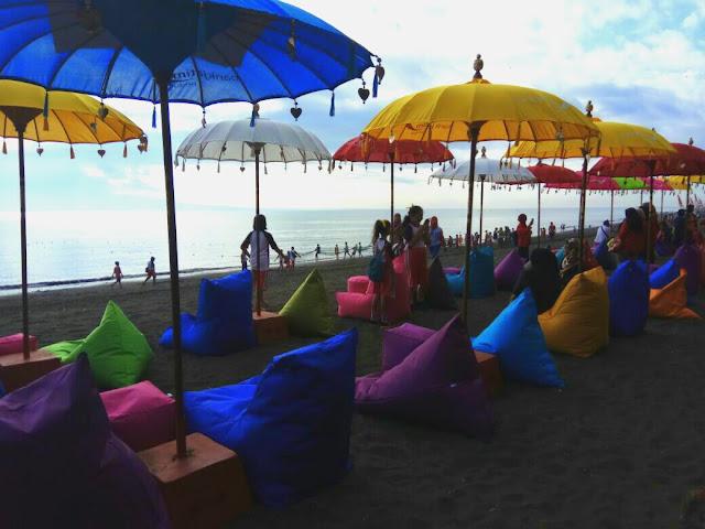 Pantai syariah Pulau Santen
