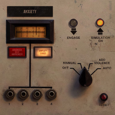 Nine Inch Nails - Add Violence (EP) - Album Download, Itunes Cover, Official Cover, Album CD Cover Art, Tracklist
