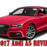 2017 Audi A5 Review - auto car for sale - Audi Cars & SUVs
