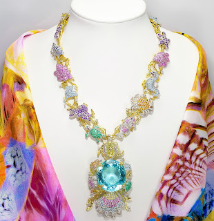 Elegant-Diamonds-Tourmaline-Necklace