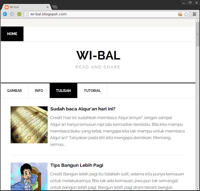 responsive web design adalah