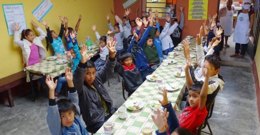 Qali Warma asegura servicio alimentario hasta el último día de clases en Lambayeque - www.qaliwarma.gob.pe