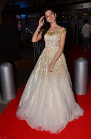 Rukshar Mir designer Anarkali Gown at 64th Jio Filmfare Awards South  2017 ~  Exclusive 014.JPG