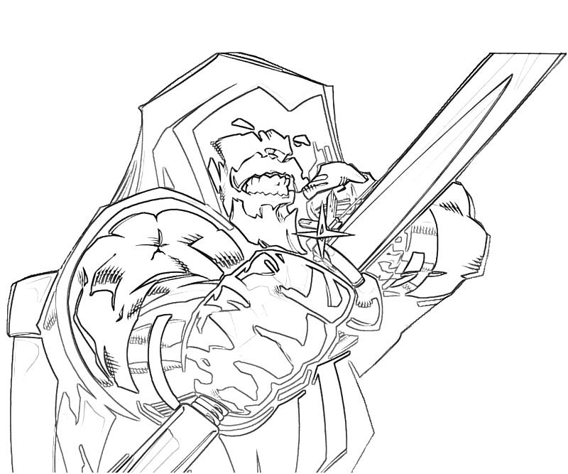 green arrow coloring pages - green arrow powerfull lowland seed