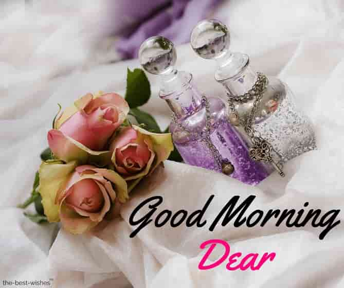 good morning dear brother