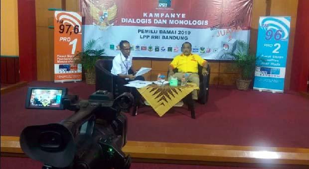Eka Santosa: Tata Ruang di Jawa Barat Amburadul