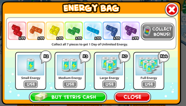 how to cheat tetris battle unlimited energy
