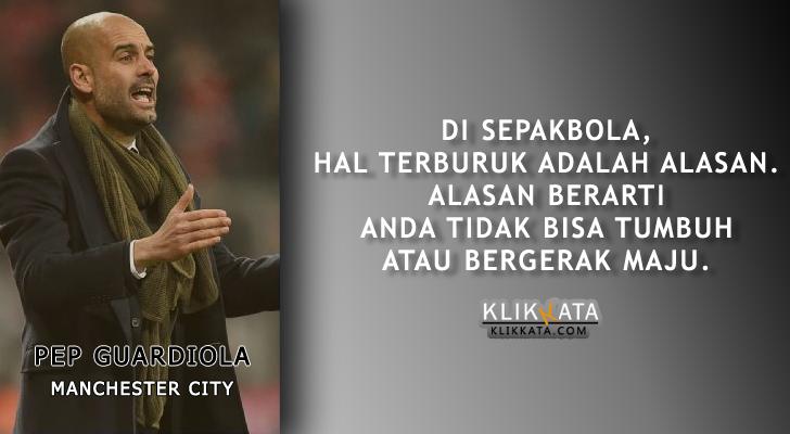 Kata Kata Pep Guardiola Kumpulan Motivasi Bijak Penuh