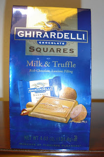 Ghirardelli Chocolate Squares: Milk Chocolate & Truffle.jpeg
