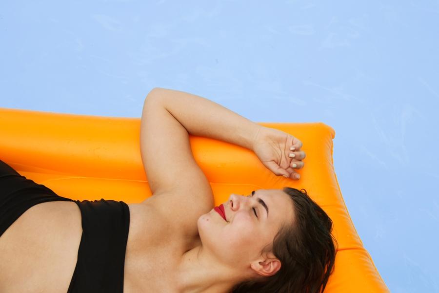 pool entspannen sommer sonne