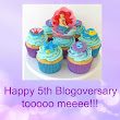 Giveaway: Happy 5th Blogoversary to me