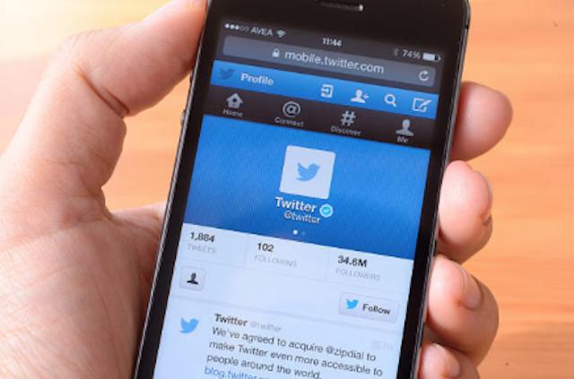 Twitter volverá al orden cronológico