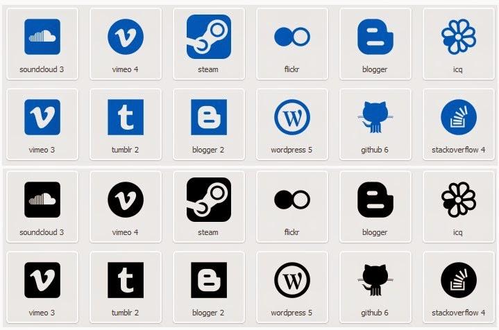personalizar ícones grátis