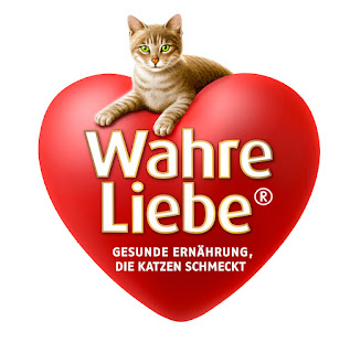 Logo Katzenfutter Wahre Liebe