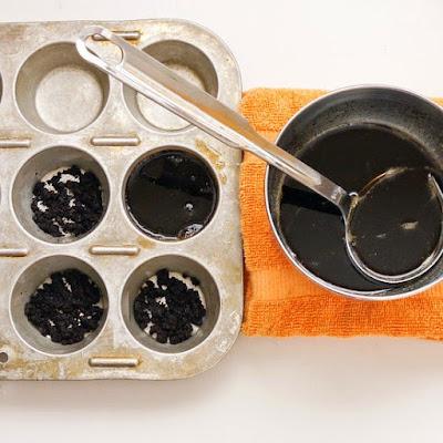 Cara buat sabun kopi terhangat di pasaran