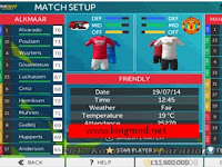 Pes 2017 (Pes 2012 Update) MOD New Update 2017 + APK DATA Terbaru Gratis
